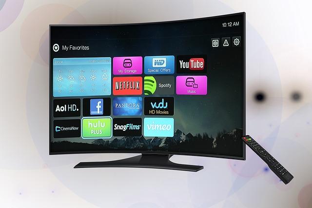 moderní televize