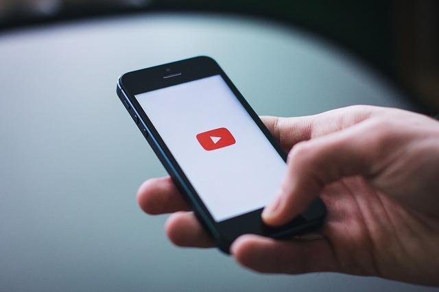 spouštění youtube