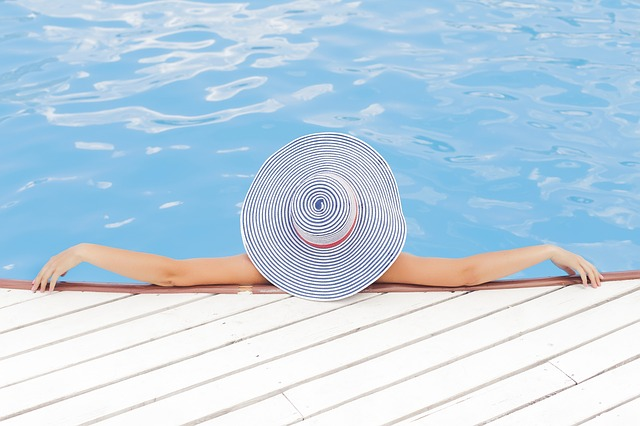 bazén a relax